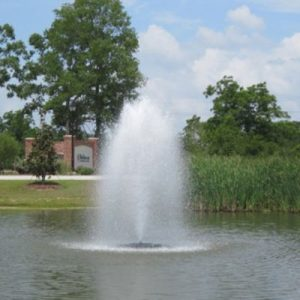 Fountains and Surface Aeration
