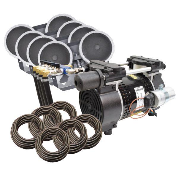 3/4 HP Rocking Piston Pond Aeration System