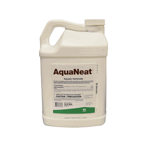 Herbicides for ABOVE-WATER Aquatic Plants and Brush